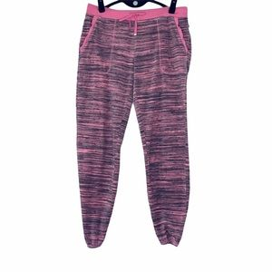 Juicy Couture Space-dyed Velour Jogger Pants